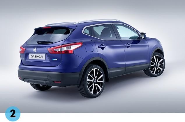 Пять фактов о новом Nissan Qashqai, которые нужно знать уже сегодня. Фото 3