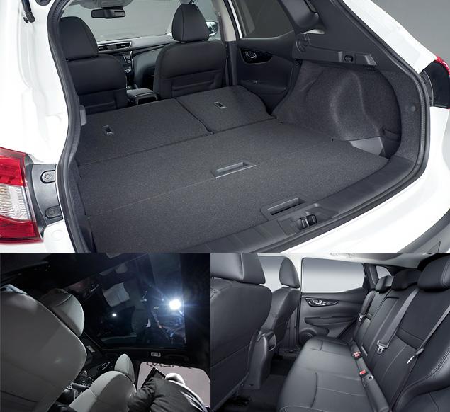Пять фактов о новом Nissan Qashqai, которые нужно знать уже сегодня. Фото 5