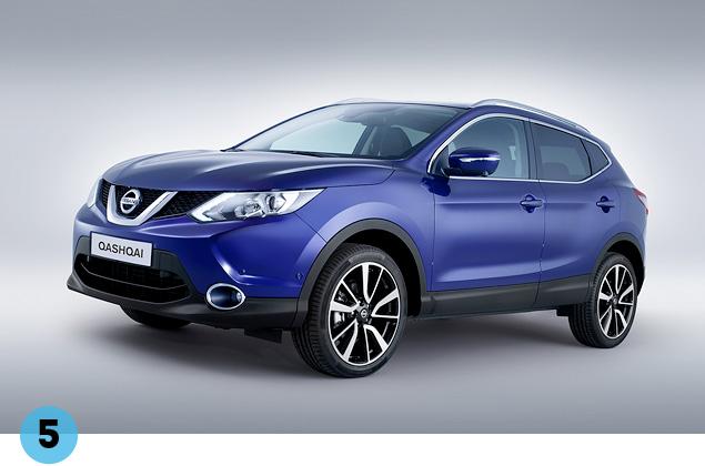 Пять фактов о новом Nissan Qashqai, которые нужно знать уже сегодня. Фото 8