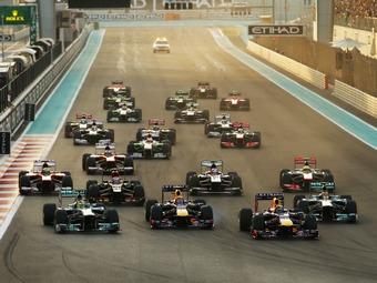 Международной автофедерации подарят акции Формулы-1
