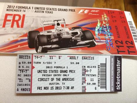 Американских болельщиков Формулы-1 разочаровал сервис техасской гонки