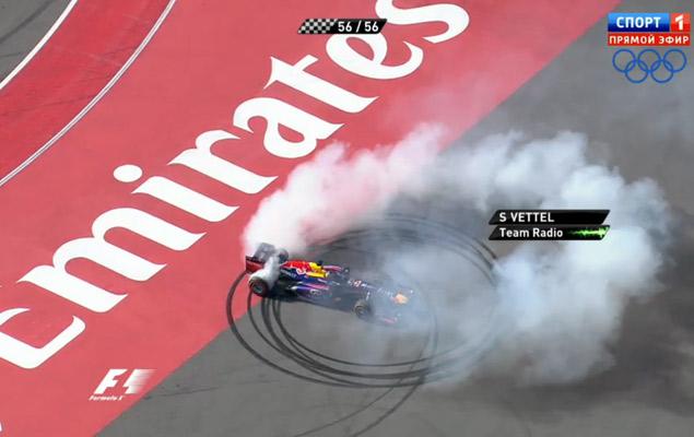 Онлайн-трансляция восемнадцатого этапа Формулы-1 2013 года
