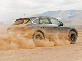 Самый маленький кроссовер Porsche окажется быстрее купе 911