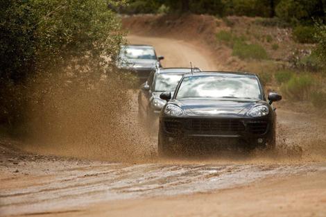 Рассекречены динамические характеристики Porsche Macan. Фото 1