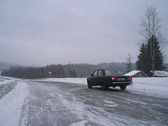 Мосгордума отказалась запрещать летние шины зимой