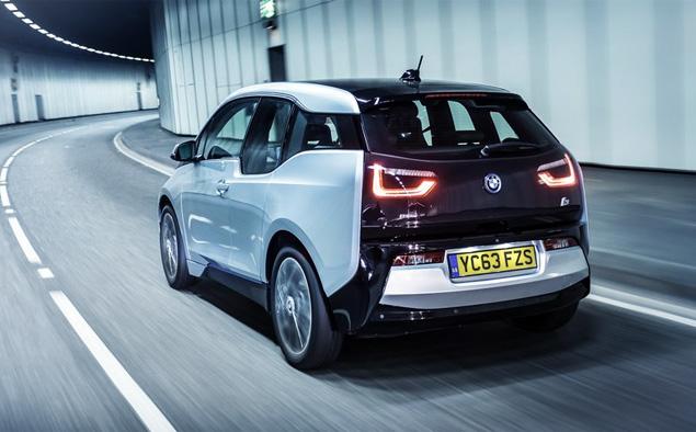 """Сможет ли BMW i3 начать """"Золотую эру"""" электромобилей. Фото 5"""