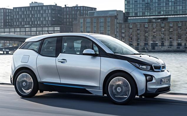 """Сможет ли BMW i3 начать """"Золотую эру"""" электромобилей. Фото 6"""