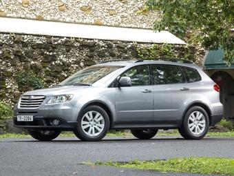 Американские дилеры попросили Subaru создать замену Tribeca
