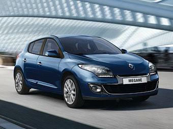 В Москве возобновился выпуск хэтчбеков Renault Megane