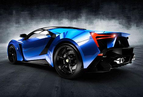 Компания W Motors опубликовала изображения спорткупе SuperSport