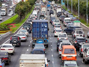 Эксперты выяснили российские регионы с самым молодым автопарком