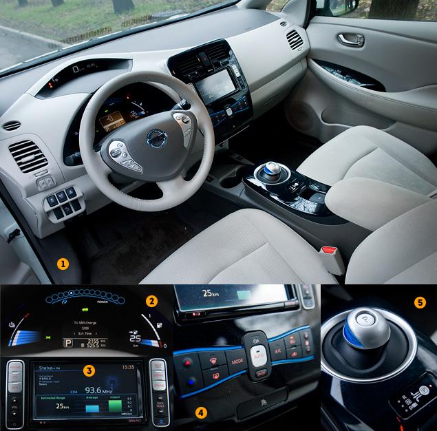 Можно ли в Москве пользоваться электромобилем Nissan Leaf. Фото 3