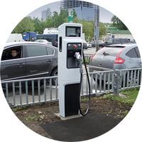 Можно ли в Москве пользоваться электромобилем Nissan Leaf. Фото 9