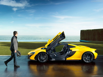 Компания McLaren распродала все супергибриды P1