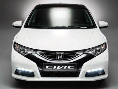 Хэтчбек Honda Civic обновился