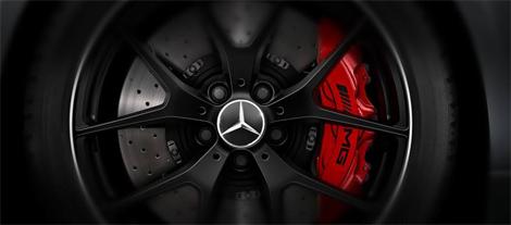 Новинка может оказаться специальной версией суперкара SLS AMG
