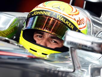 Серхио Перес сообщил об уходе из McLaren