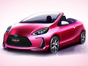 Toyota подготовила к Токио еще два концепта