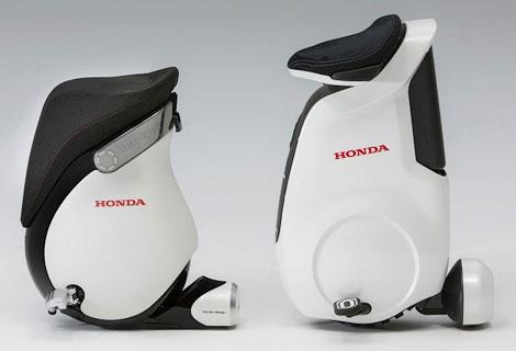 Японский производитель подготовил новое поколение самоходного кресла Uni-Cub. Фото 1