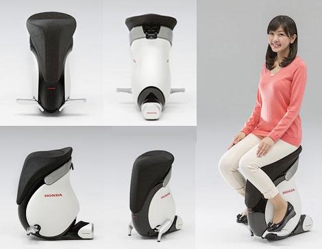 Японский производитель подготовил новое поколение самоходного кресла Uni-Cub. Фото 2