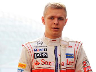 Напарником Баттона в McLaren станет Кевин Магнуссен