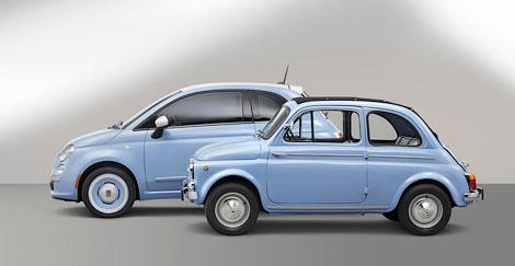 Компания подготовила спецверсию модели к 57-летию «Чинквеченто». Фото 3