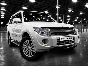 Компания Mitsubishi подготовила для России спецверсию Pajero