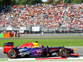 Себастьян Феттель выиграл квалификацию Гран-при США