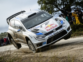 Себастьен Ожье выиграл заключительную гонку WRC