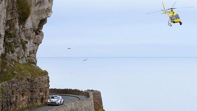 Обзор двенадцатого этапа WRC: Ралли Великобритании