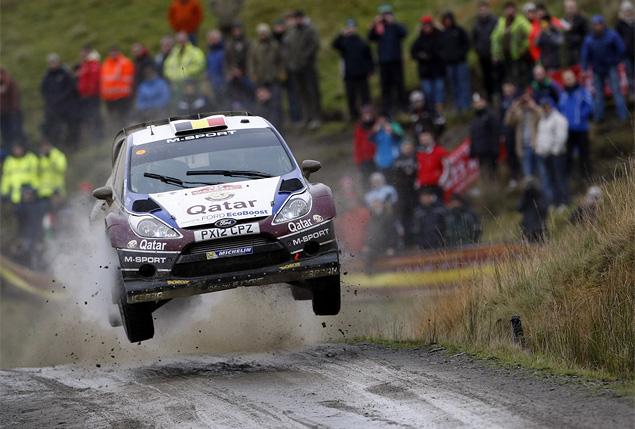 Обзор двенадцатого этапа WRC: Ралли Великобритании. Фото 1