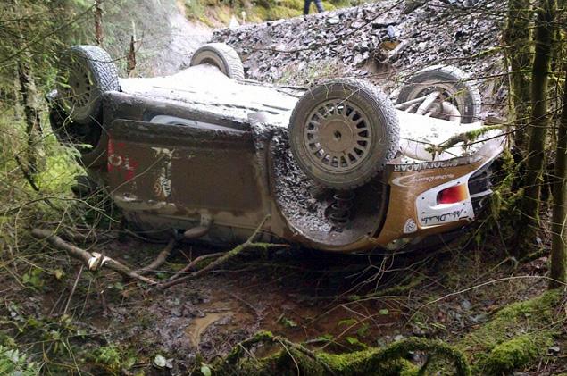 Обзор двенадцатого этапа WRC: Ралли Великобритании. Фото 2