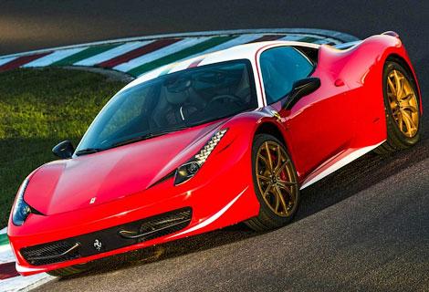Дизайн суперкара Ferrari доработали в стиле болидов Формулы-1. Фото 2