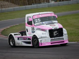 В чемпионате Европы по гонкам грузовиков появится участница из России