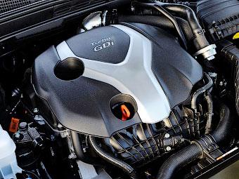 Hyundai создаст бензиновый мотор с дизельными технологиями