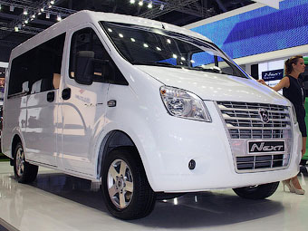 """""""ГАЗ"""" потратит на разработку новых моделей 8 миллиардов рублей"""