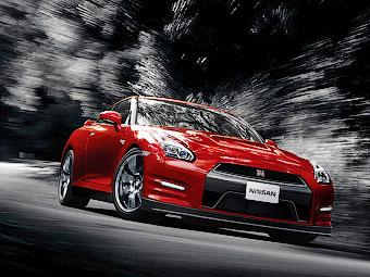 Nissan GT-R обзавелся светодиодными фарами