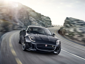 Топовое купе Jaguar F-Type получило 550-сильный мотор
