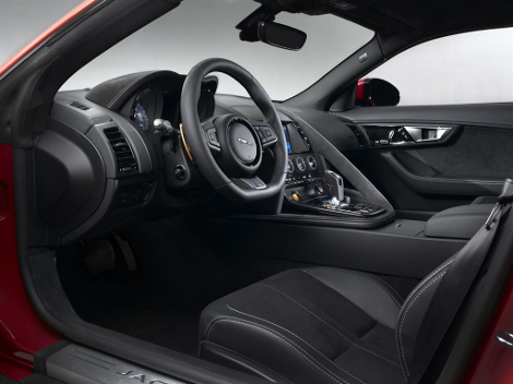 В России продажи купе F-Type начнутся в апреле. Фото 1