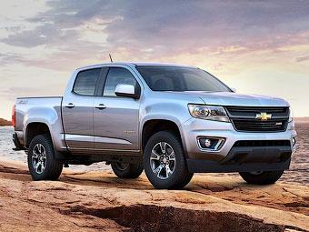 Новый пикап Chevrolet сможет тащить три тонны груза