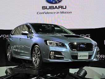 Компания Subaru показала предвестника нового универсала