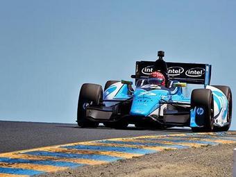 Российский гонщик провел тесты в INDYCAR