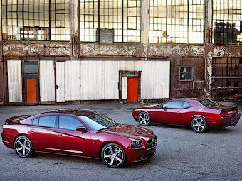 Dodge отметит свое 100-летие спецверсией Charger и Challenger