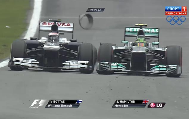Онлайн-трансляция девятнадцатого этапа Формулы-1 2013 года. Фото 3