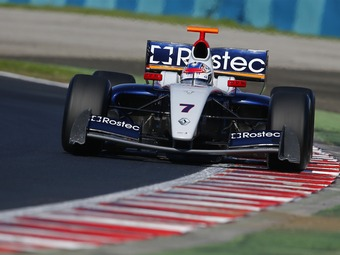 Сергей Сироткин примет участие в тестах Формулы-Renault 3.5
