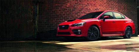 """Седан Subaru WRX нового поколения оснастили двухлитровой """"турбочетверкой"""""""