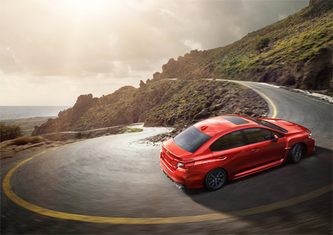 """Седан Subaru WRX нового поколения оснастили двухлитровой """"турбочетверкой"""". Фото 3"""