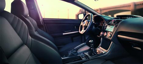 """Седан Subaru WRX нового поколения оснастили двухлитровой """"турбочетверкой"""". Фото 4"""