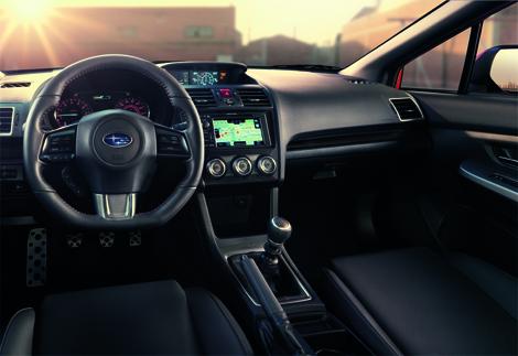 """Седан Subaru WRX нового поколения оснастили двухлитровой """"турбочетверкой"""". Фото 5"""