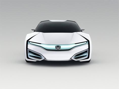 Японский автопроизводитель показал концепт-кар FCEV